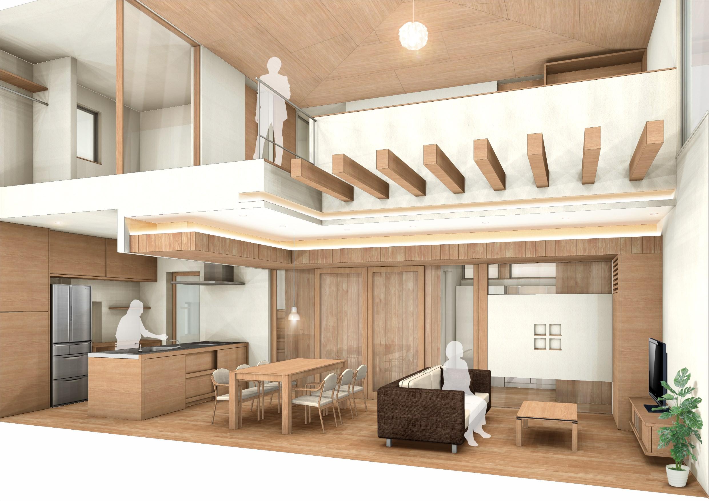 愛知県あま市甚目寺「大渕の家」木造住宅 見積中