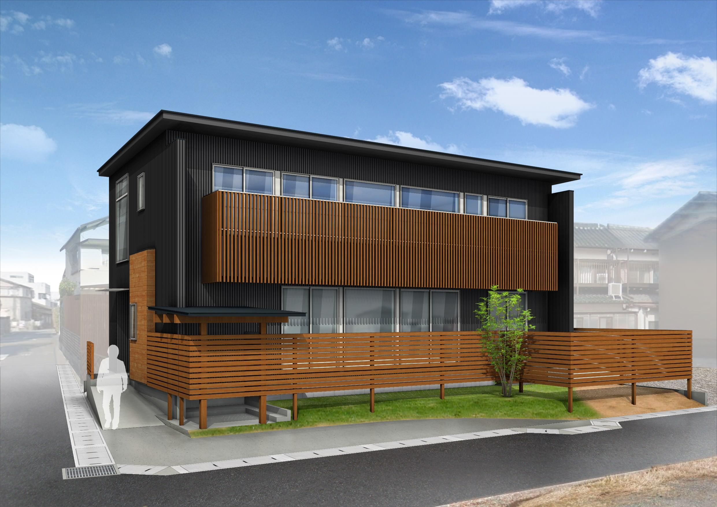 愛知県あま市甚目寺「大渕の家」木造2階建 地鎮祭