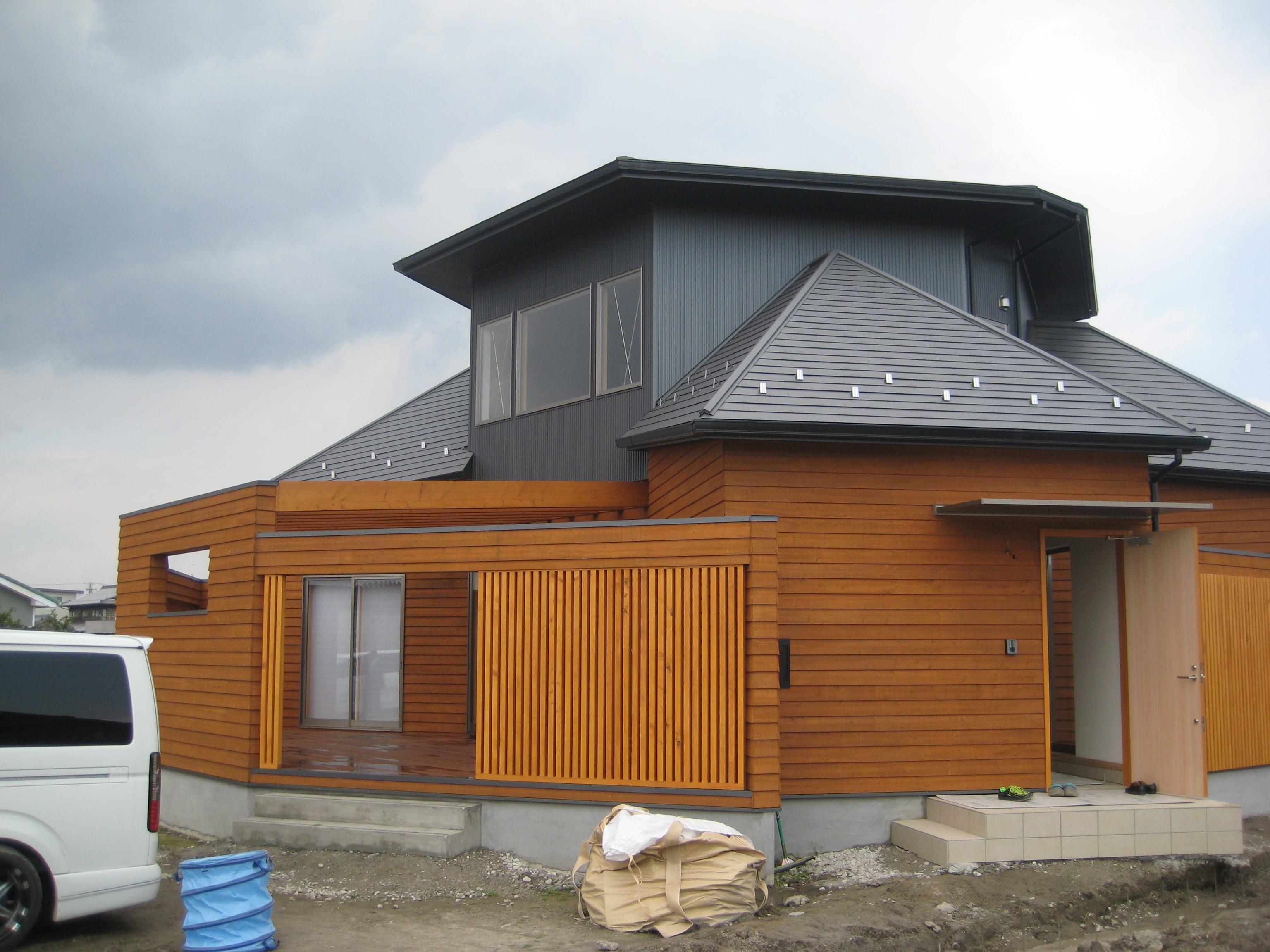 愛知県稲沢市祖父江「開花の家」木造住宅 オープンハウス