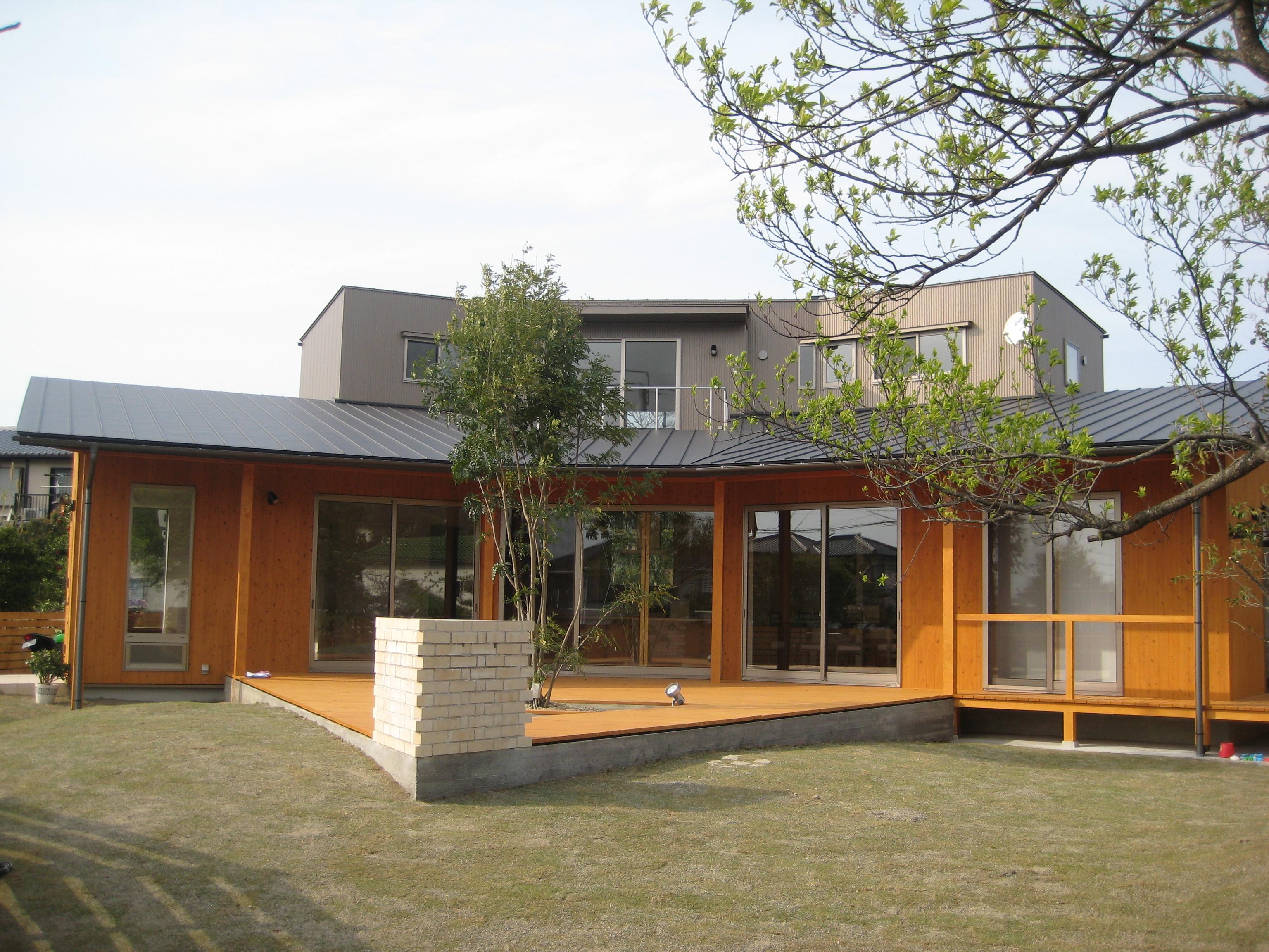 岐阜県各務原市「緑苑の家」木造住宅 お引渡し
