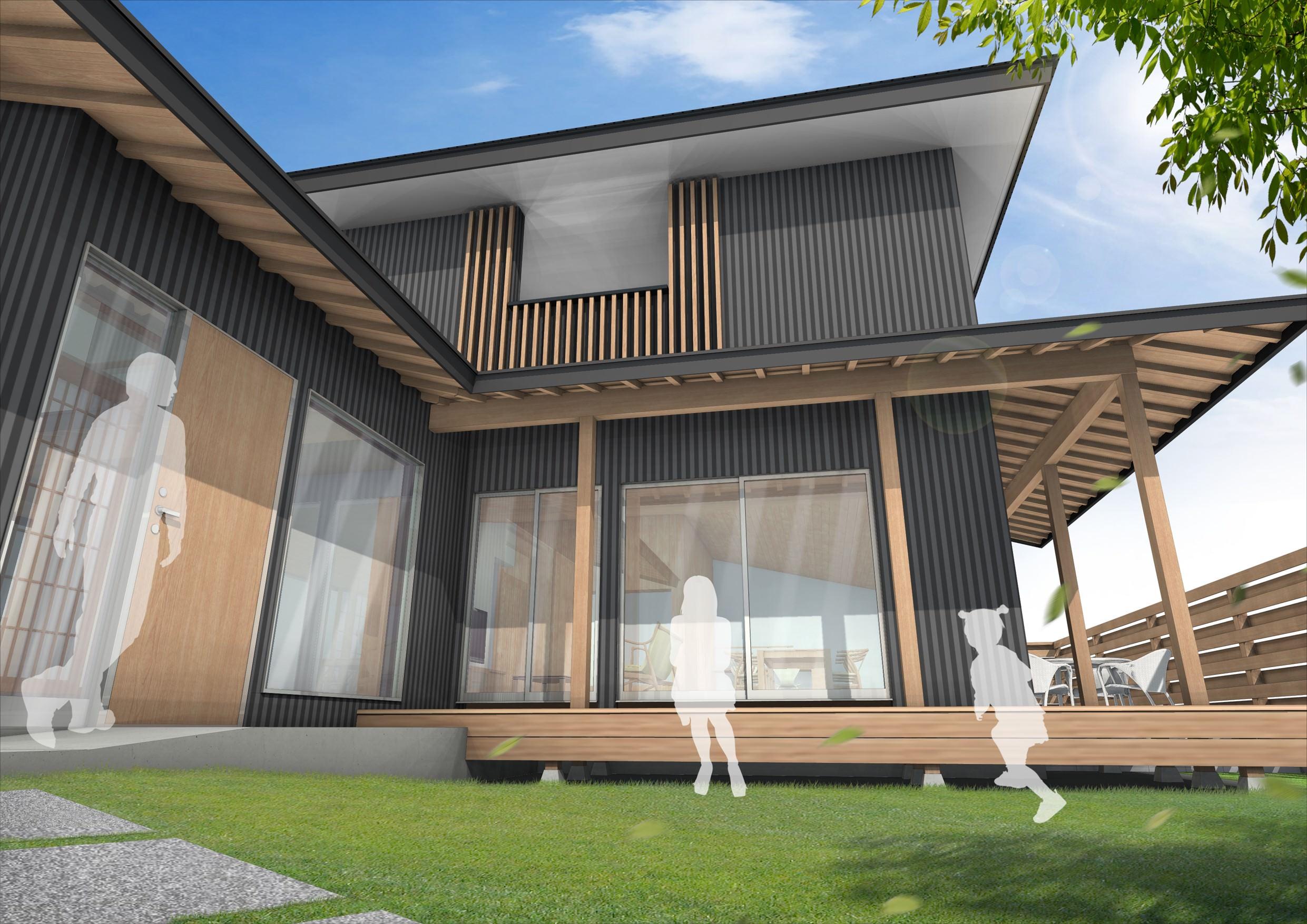 愛知県犬山市「古券の家」木造住宅 工事契約前