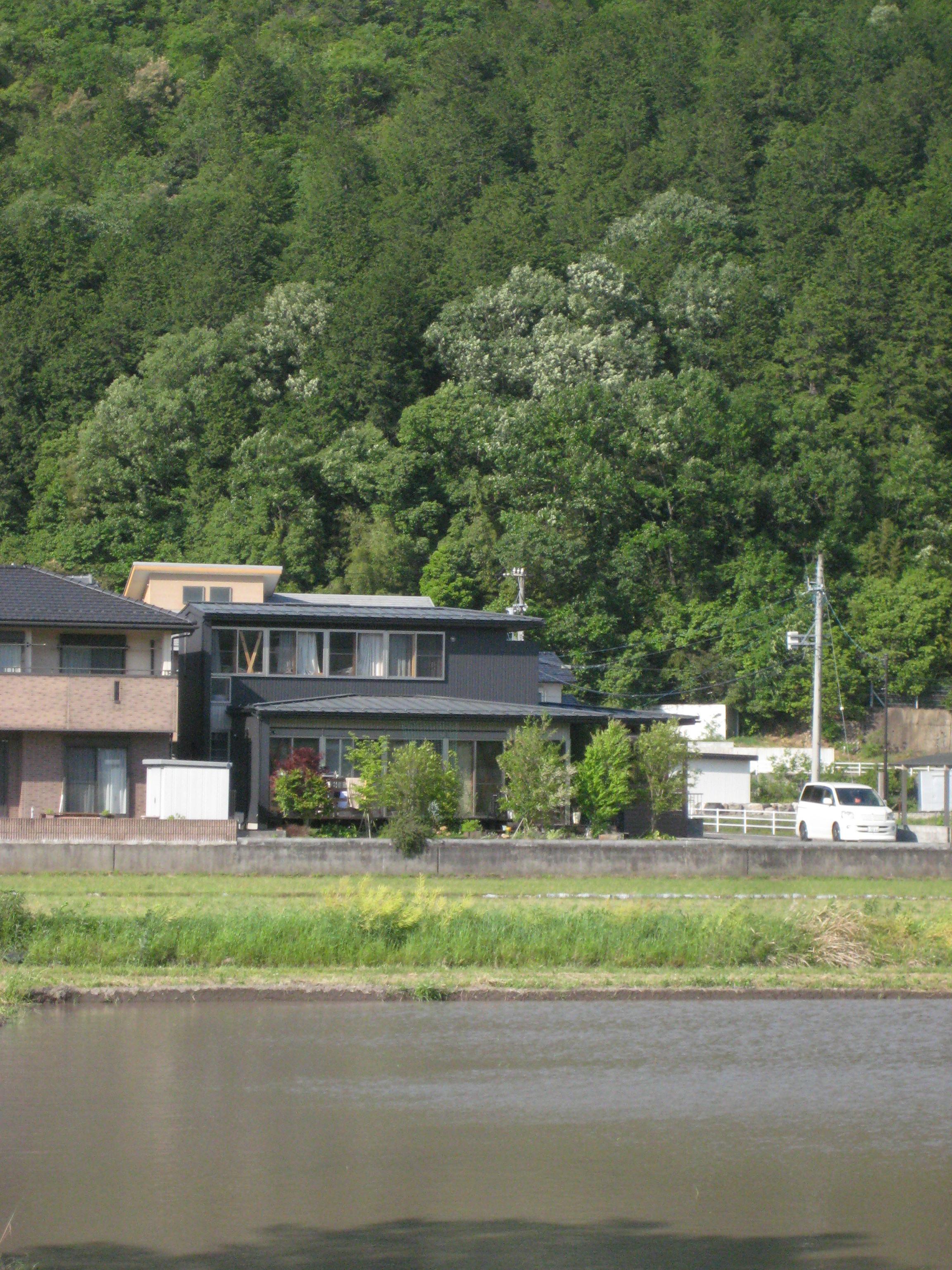 岐阜県山県市「山香の家」木造住宅 6年後
