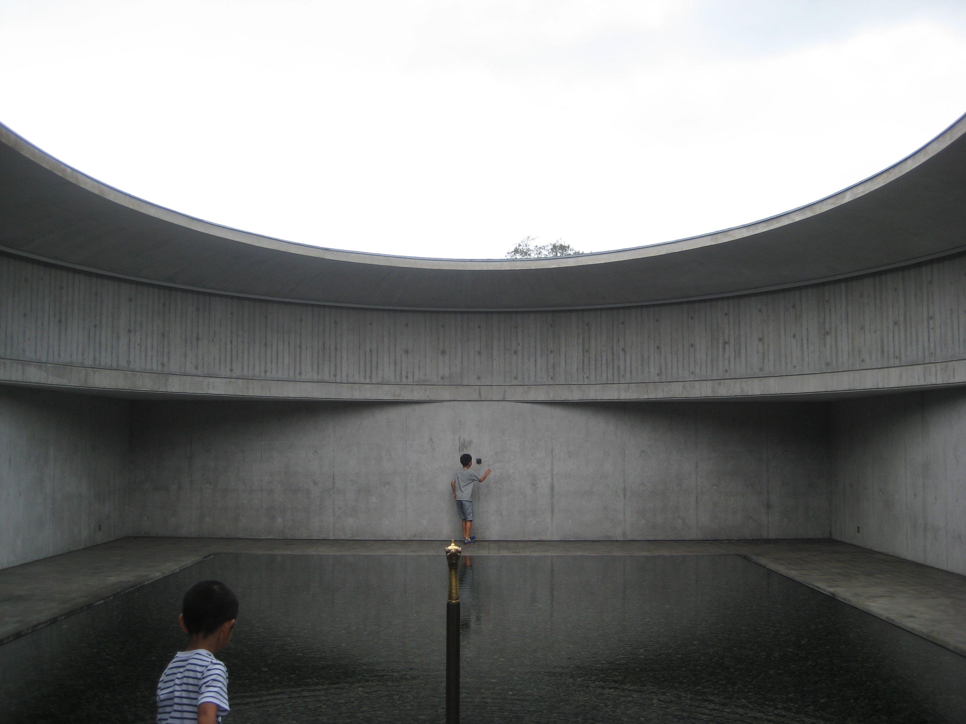 済州島 建築視察5 水の美術館