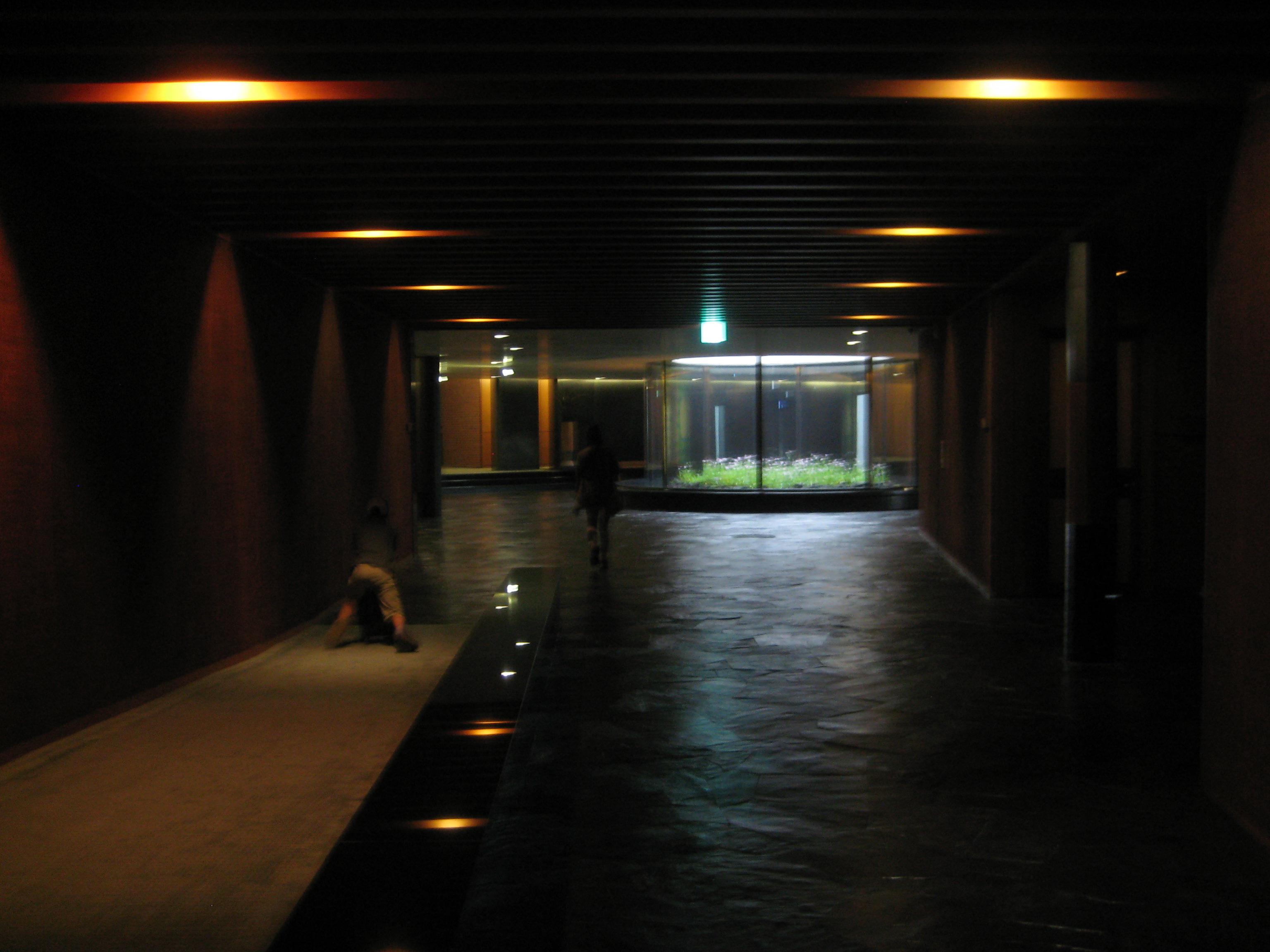 済州島 建築視察1 ポドホテル