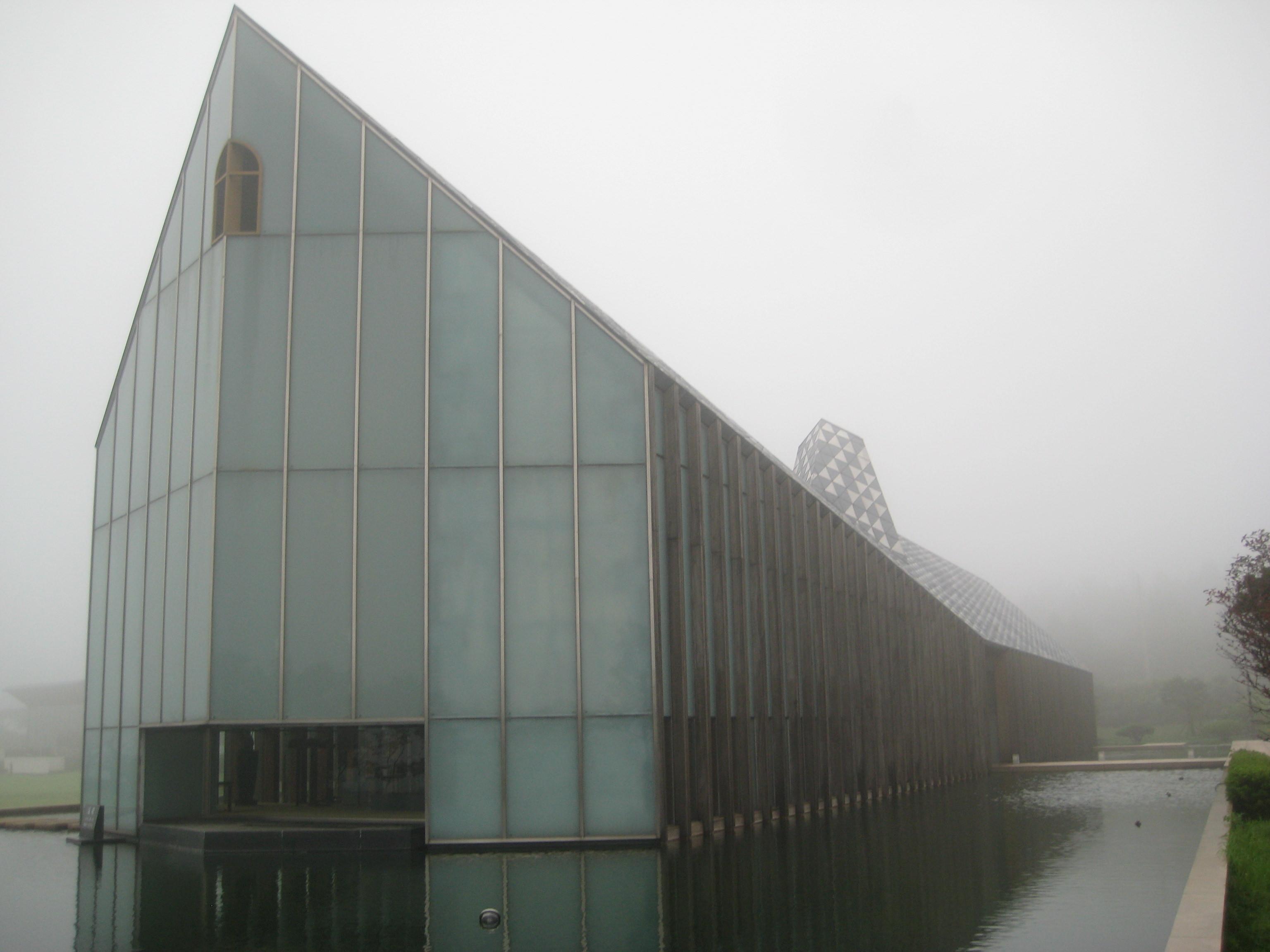 済州島 建築視察2 空の教会