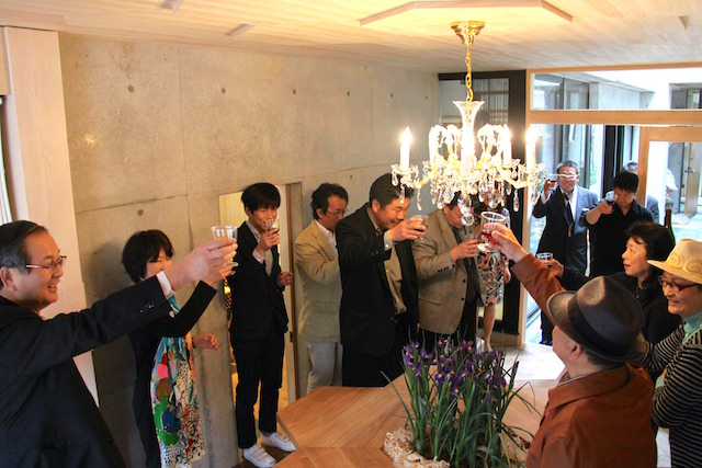 愛知県犬山市「犬山プロジェクト カフェ」リノベーション 竣工