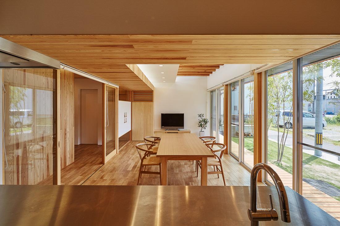 愛知県甚目寺 「大渕の家」 木の家 おじゃましてきました