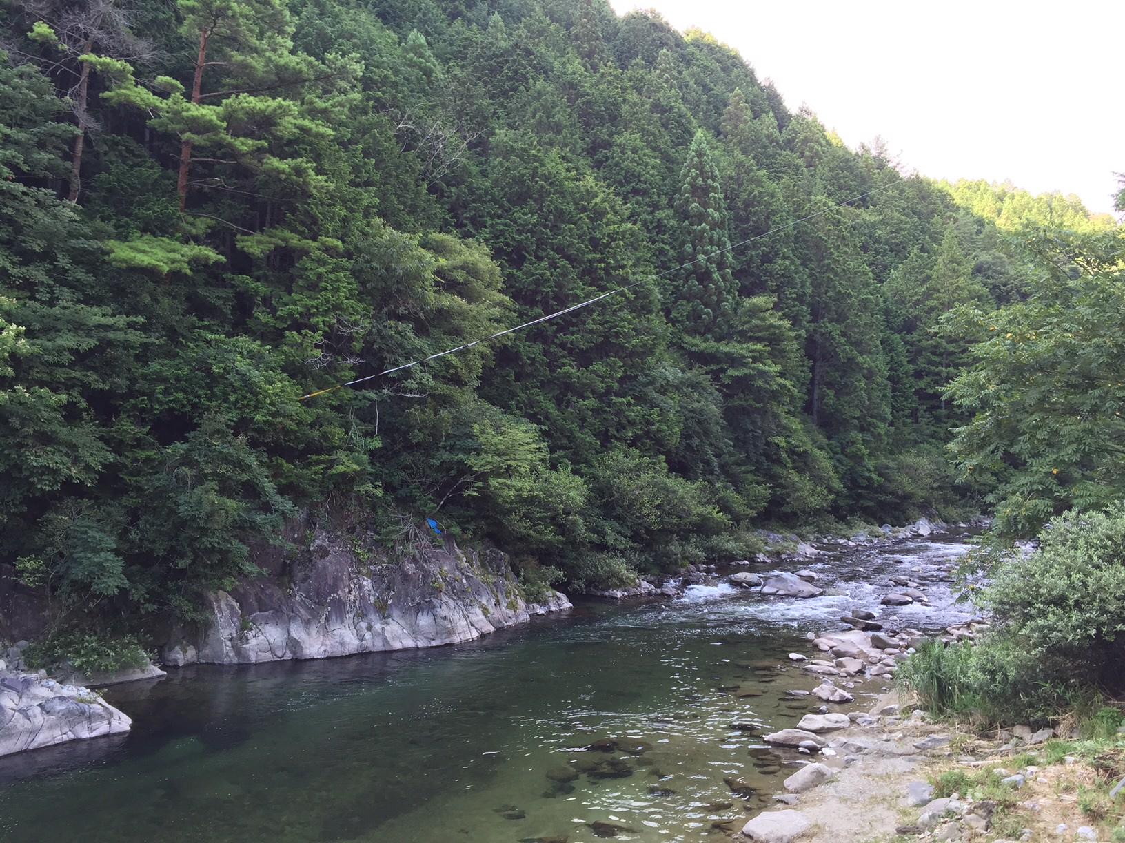 東白川村へ行ってきました