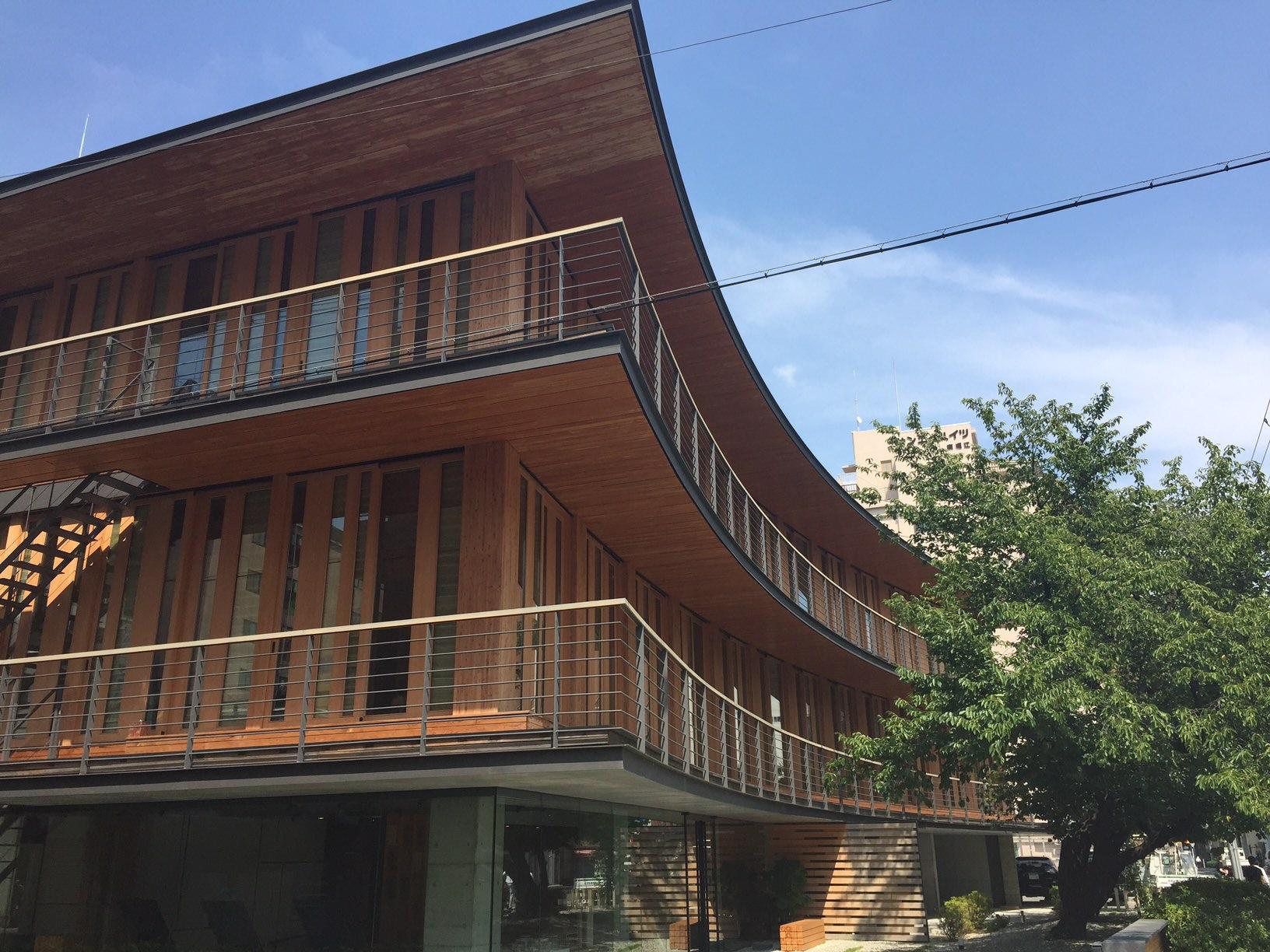 建物探訪 大阪3 大阪木材仲買会館