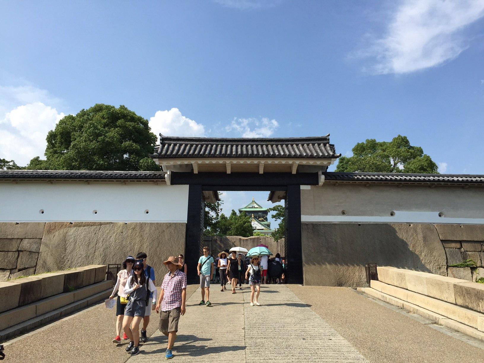 建物探訪 大阪4 大阪城