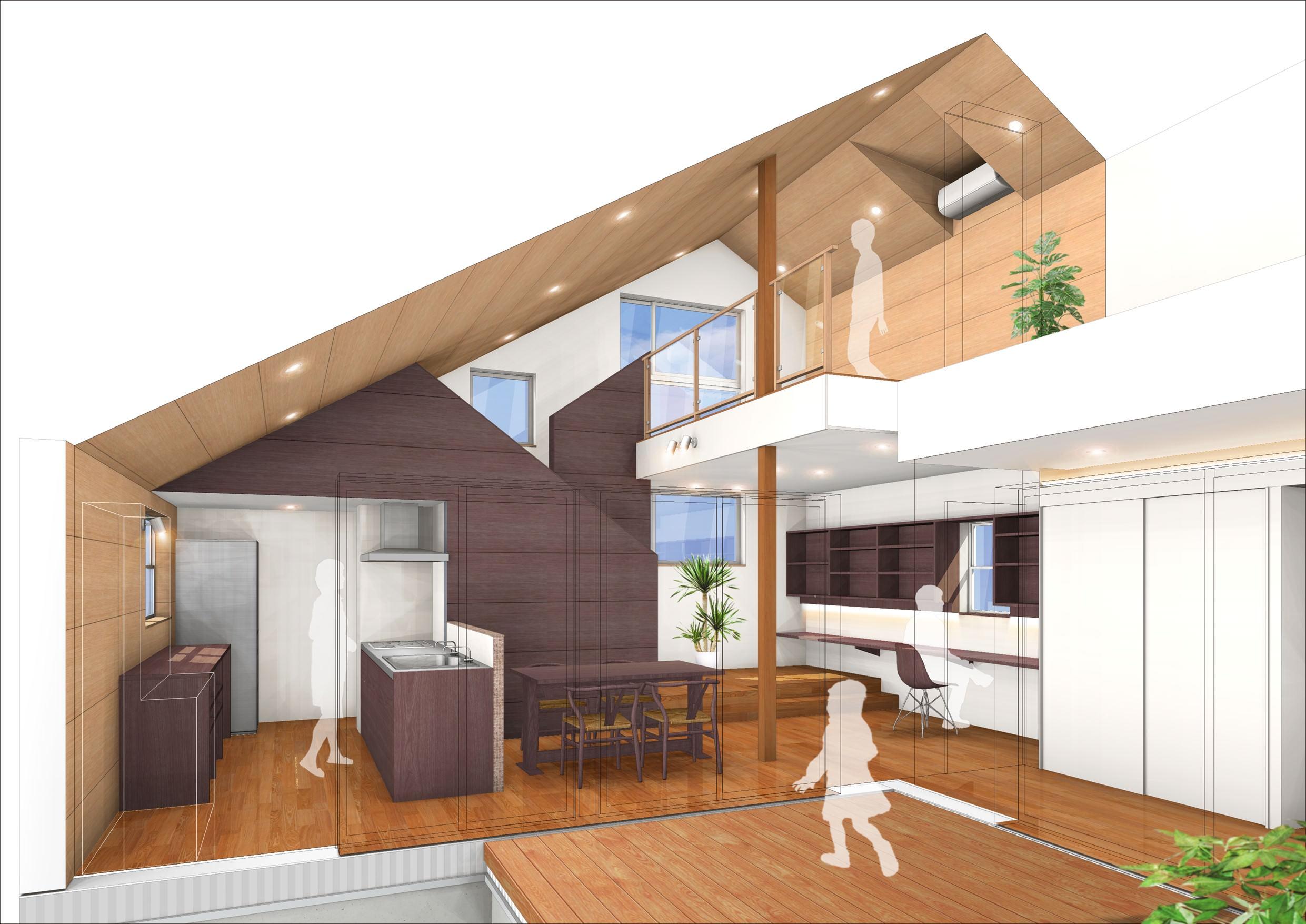 愛知県一宮市「あずらの家」 築15年リノベーション 工事開始