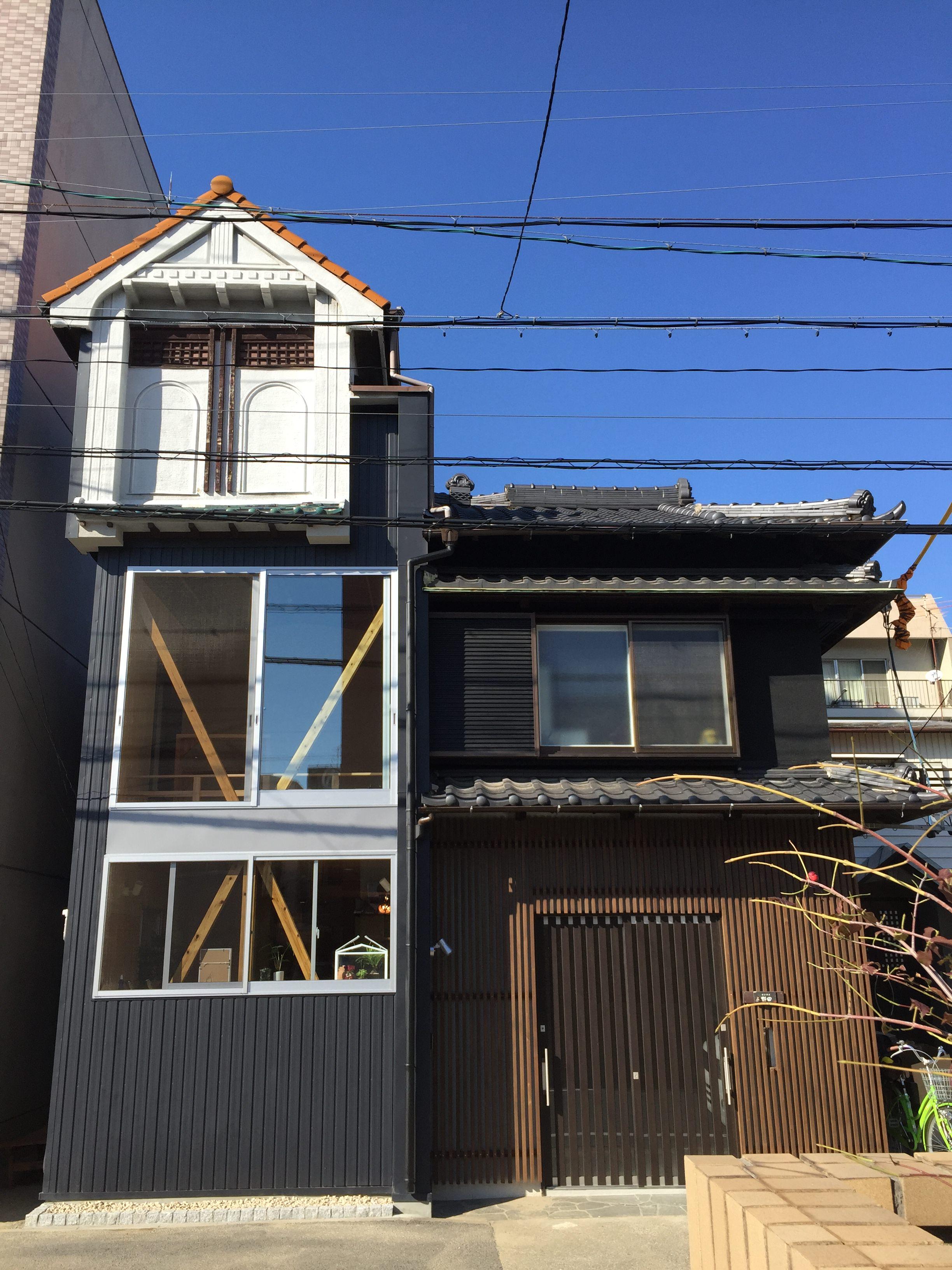 愛知県名古屋市「尾頭橋の家」 築90年リノベーション 竣工