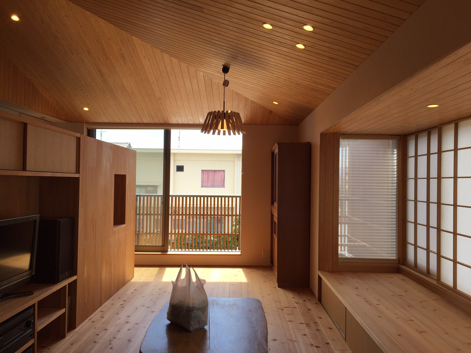 岐阜県大垣市 「世安の家」木造2階建住宅 竣工写真撮影
