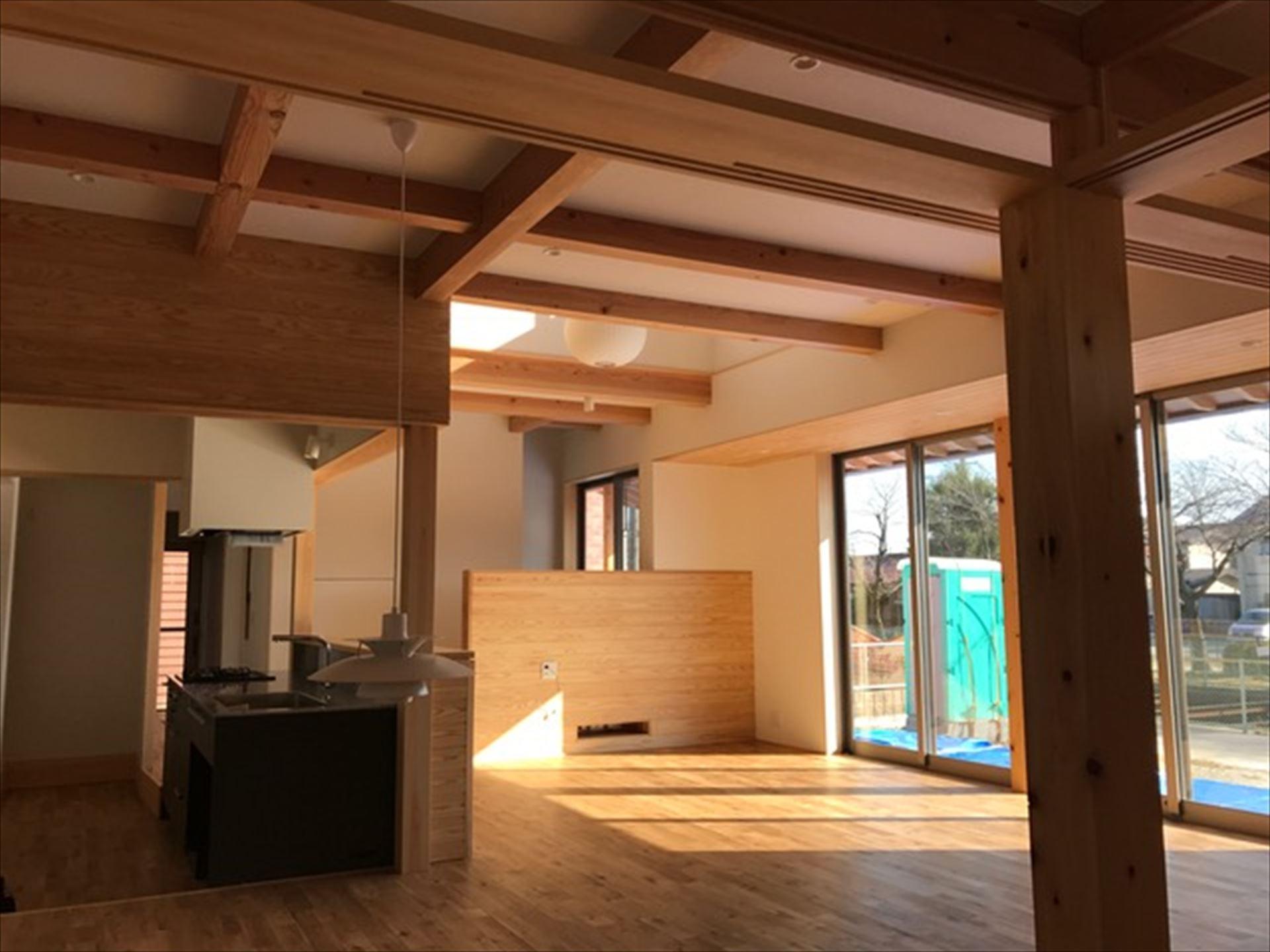 愛知県一宮市 「苅安賀の家」 木の家 打合
