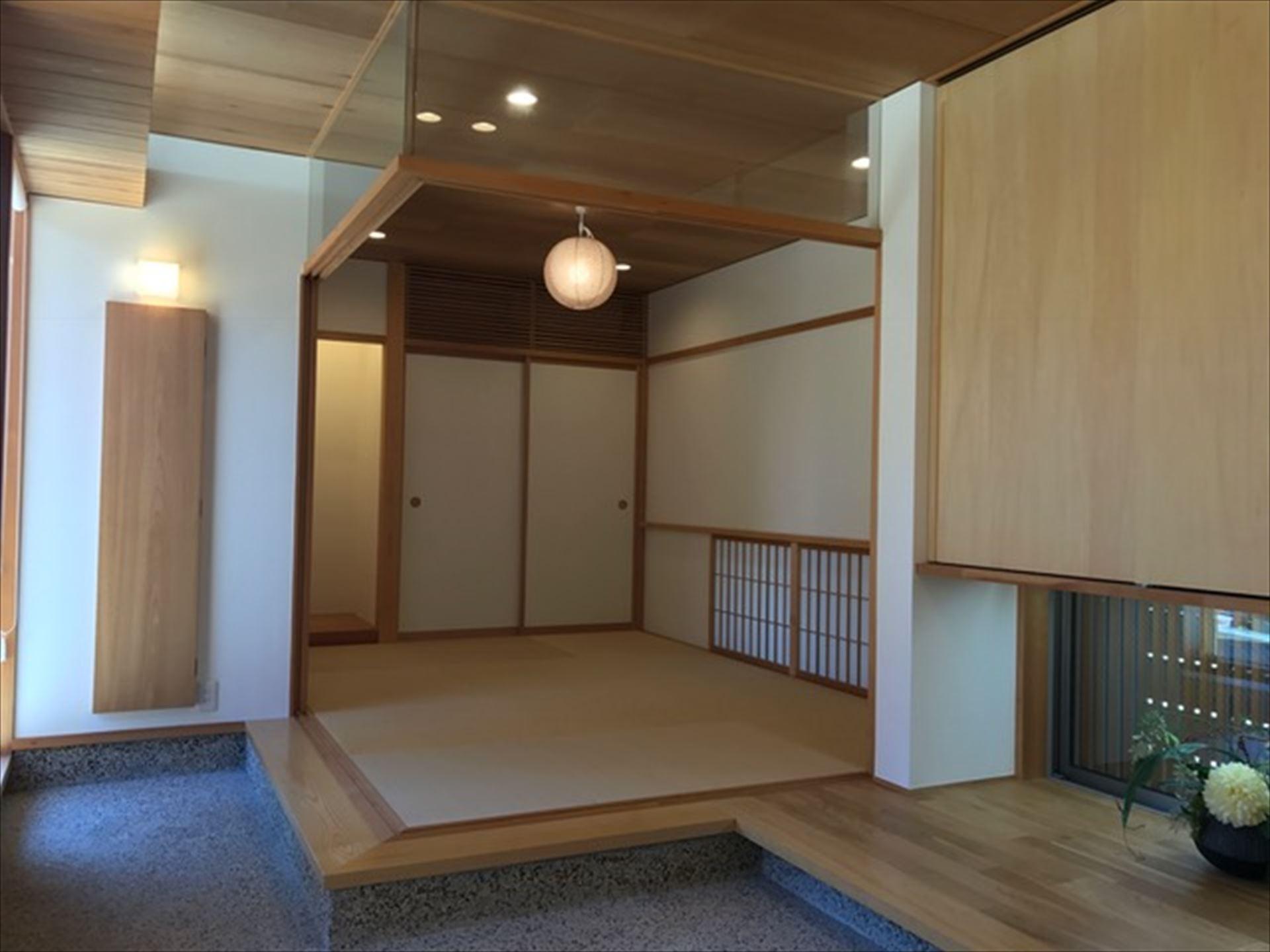 愛知県 「古券の家」 木造2階建 竣工写真撮影