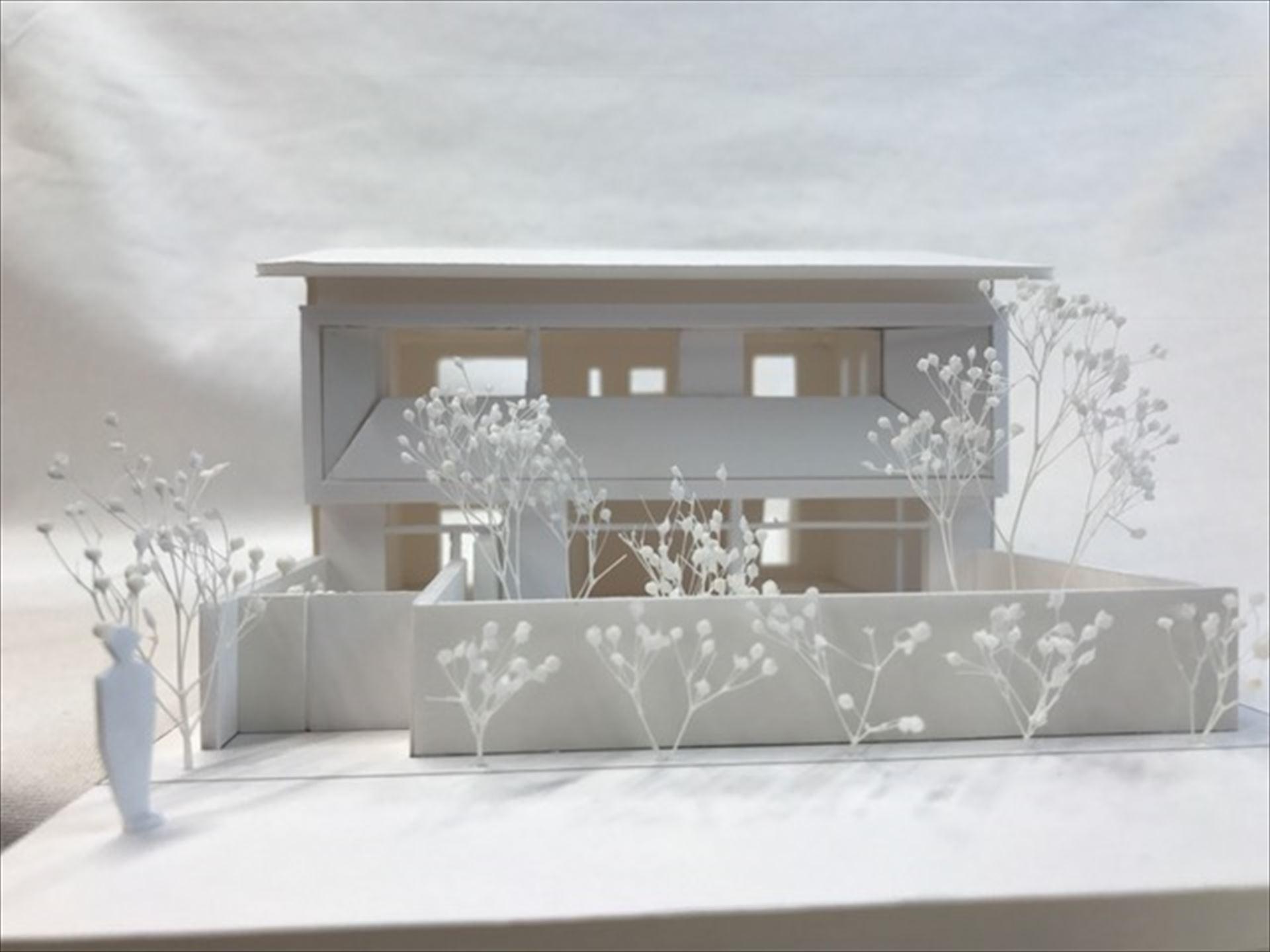 中国張家港市 「張家港の家」 木の家 実施設計完了