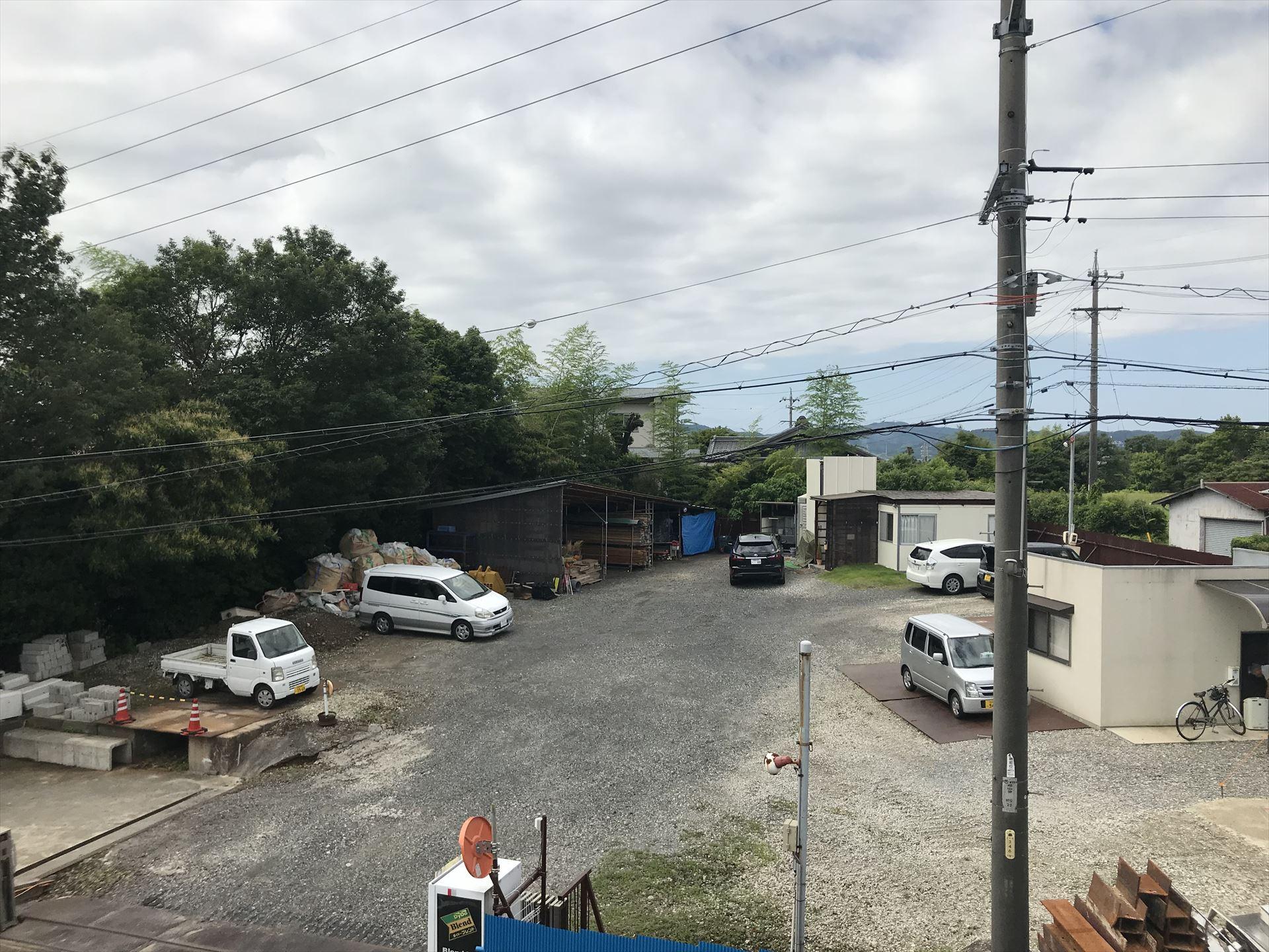 愛知県岡崎市 「上地の家」 木の家 工事がはじまります