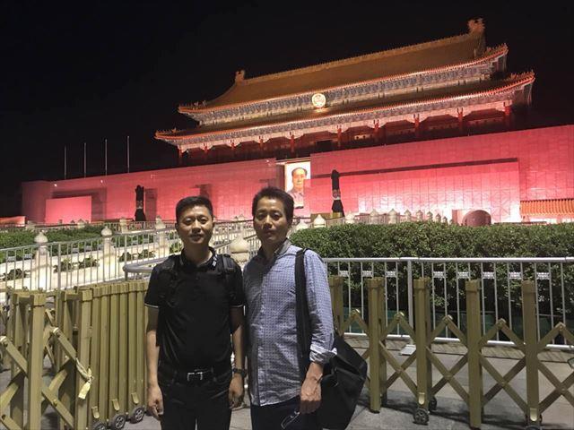 中国のクライアント