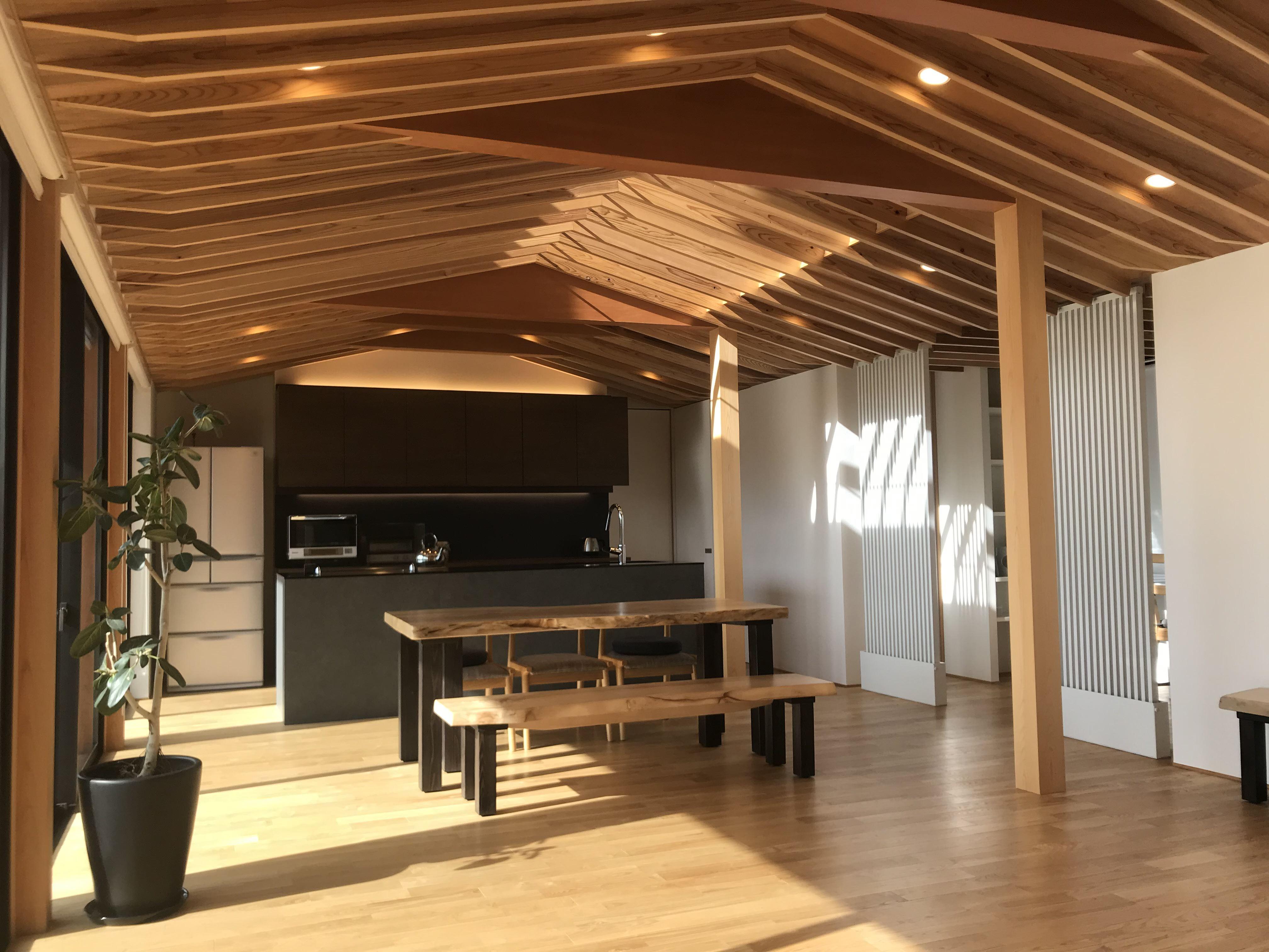 愛知県岡崎市 「上地の家」 竣工写真撮影