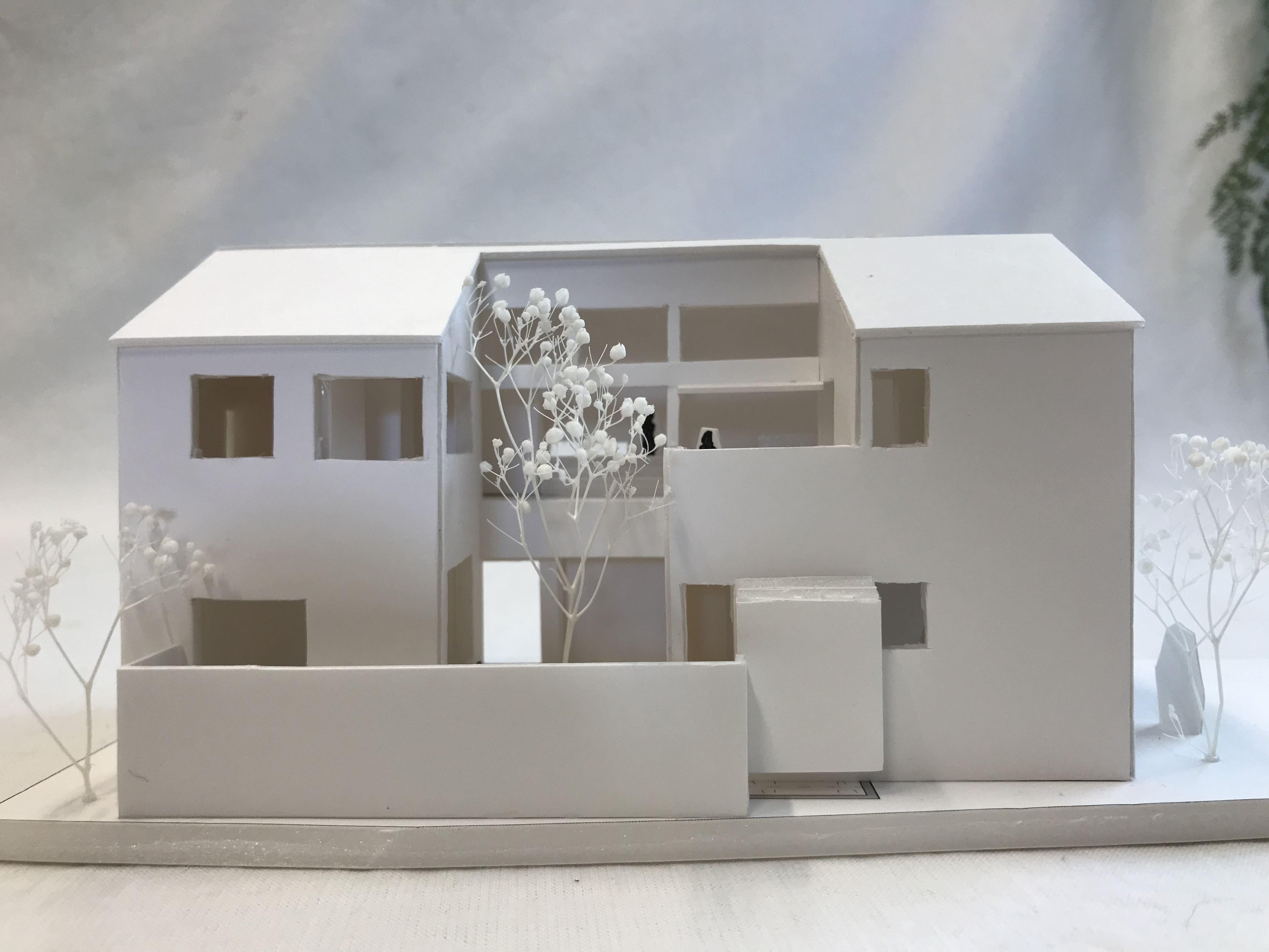 愛知県名古屋市 「洞光の家」新築工事 実施設計中