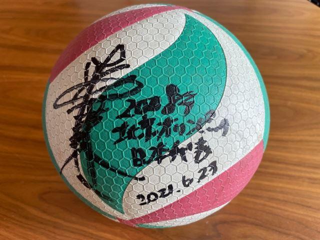 北京オリンピック日本代表の櫻井由香さん指導