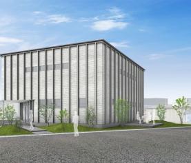 愛知県一宮市 木造2階建 「本社事務所BLD」 実施設計