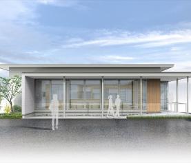 一宮市 「調剤薬局」新築工事 実施設計完了