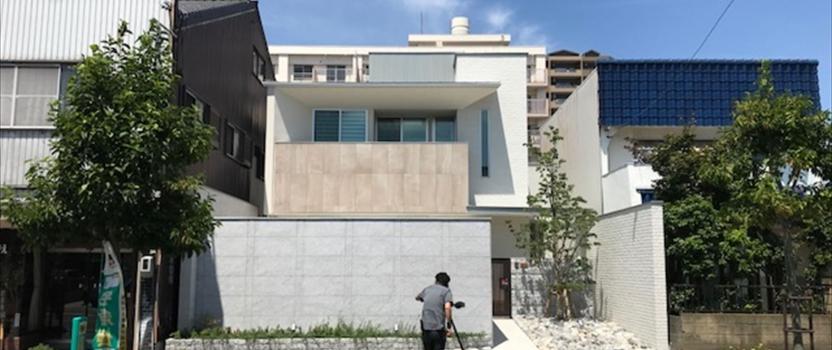 愛知県一宮市「八幡の家」 撮影