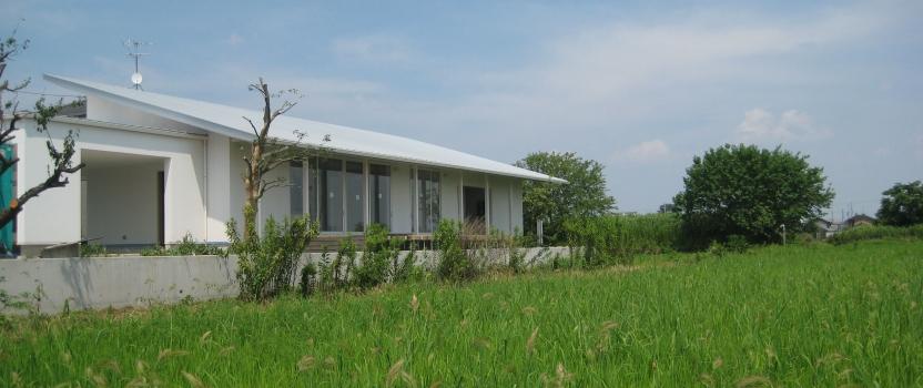 愛知県一宮市 「川原の家」木造住宅 平屋建ガレージハウス 現場