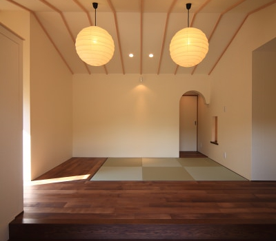 福井県越前市「越前の家」木造2階建 リノベーション 現地審査
