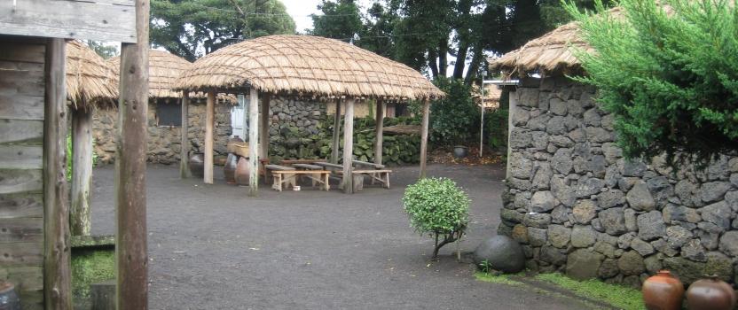 済州島 建築視察10 済州民族村