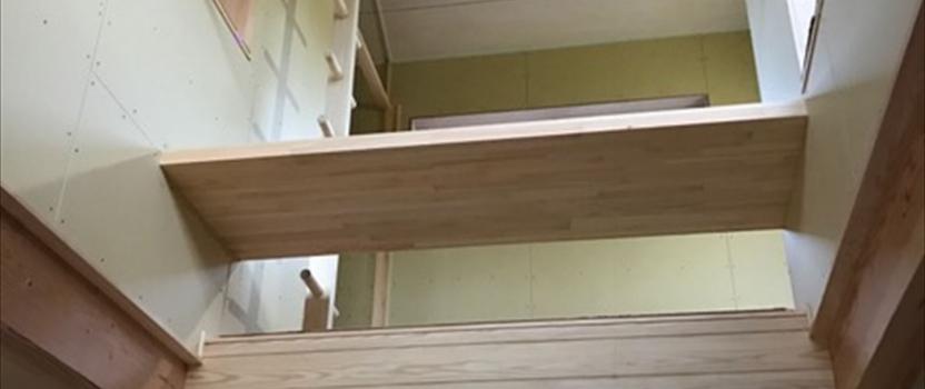 愛知県津島市 「神守の家」 木の家 現場