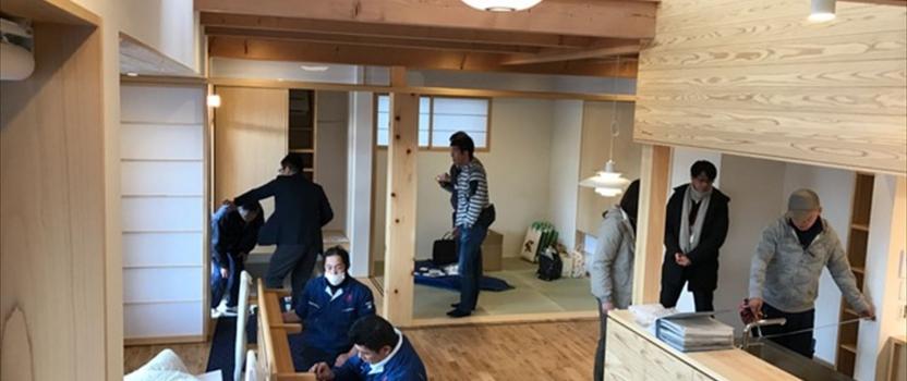 愛知県津島市 「神守の家」 木の家 お引渡し