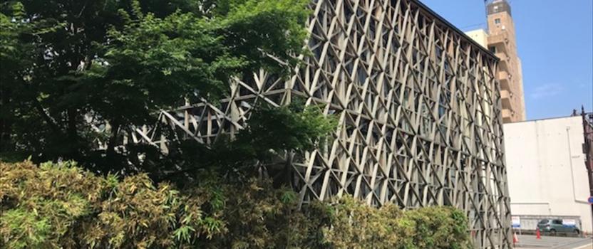 建築家展で福井へ