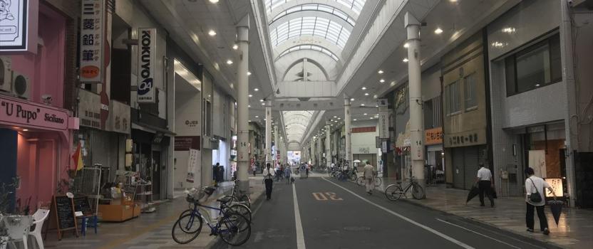 一宮本町商店街