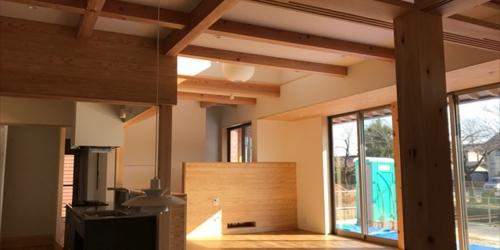 愛知県津島市 「神守の家」 完成オープンハウス