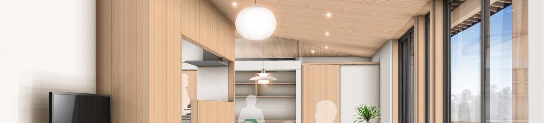 愛知県東海市 「大田の家」 完成オープンハウス