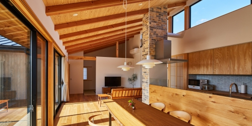 WEB建築サイトhomifyに「和モダンの家」が掲載されました記事:家選びの重要なポイントは?