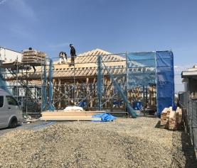 愛知県一宮市「おだいじに調剤薬局」工事 現場