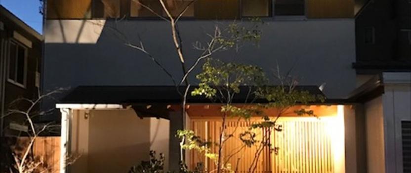 愛知県一宮市 「一宮のコートハウス」 木の家 お引渡