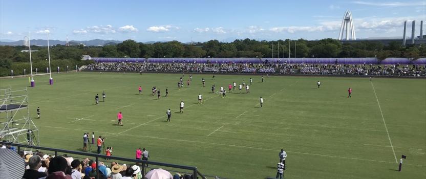 ラグビー南アフリカ代表公開練習