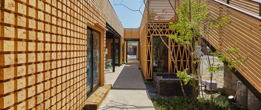 JCD Design Award2016  BEST100に「森のマルシェ犬山」が選出されました