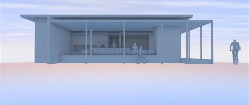 一宮市 「調剤薬局」新築工事 実施設計開始
