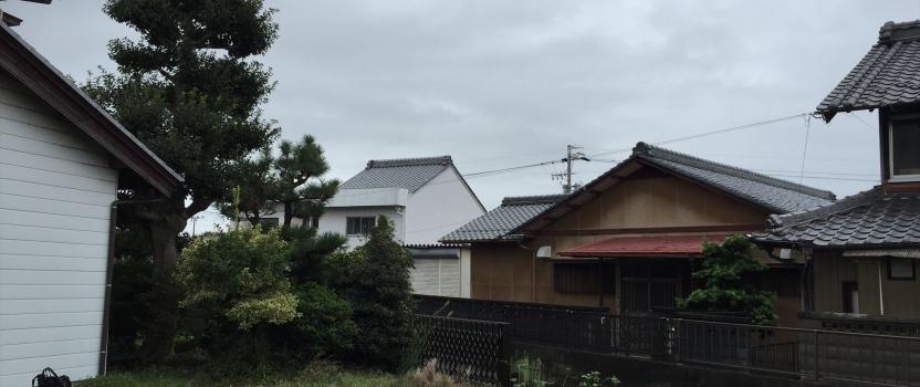 岐阜県岐南町 「徳田の家」 木造2階建 地鎮祭