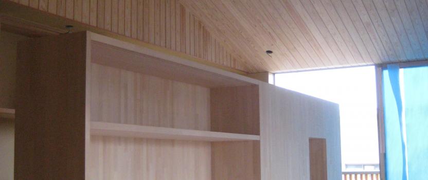 岐阜県大垣市 「世安の家」木造住宅 現場