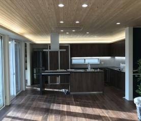 岐阜県養老町 「構の家」 木の家 完了検査