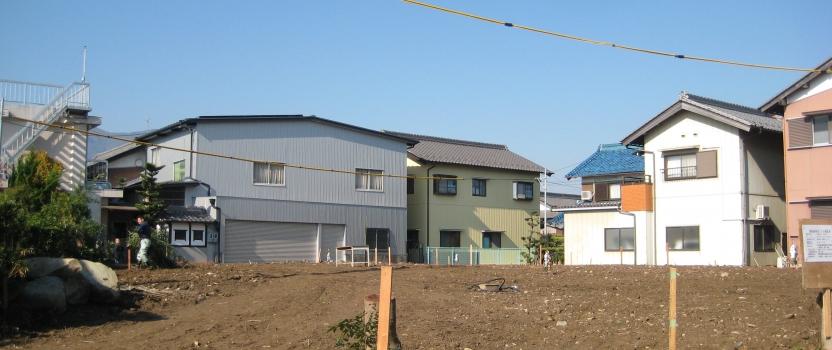 岐阜県養老町下笠「下笠の家」木造住宅 地鎮祭