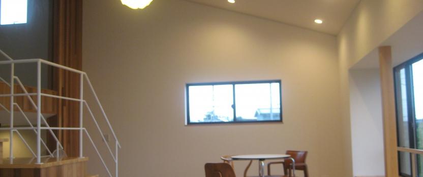 岐阜県養老町「下笠の家」木造2階建 2世帯 オープンハウス