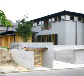 パラレルの家