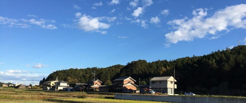 岐阜県山県市「梅原の家」木造2階建て ガレージハウス 外構工事
